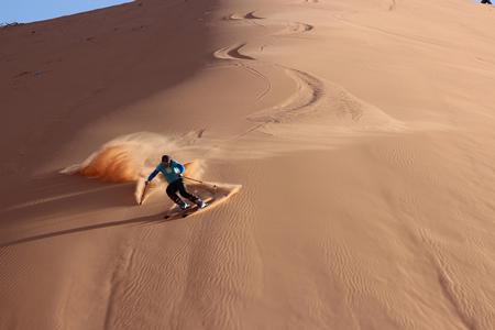 قوانین اسکی صحرانوردی