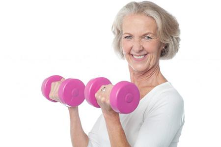 بزرگ شدن بازوها, ورزش برای داشتن بازوهای بزرگ