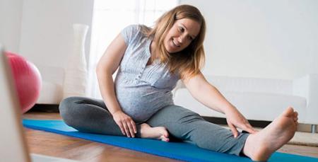 ورزش یوگا در دوران بارداری,ورزش در دوران بارداری ,ورزشهای تماسی در بارداری