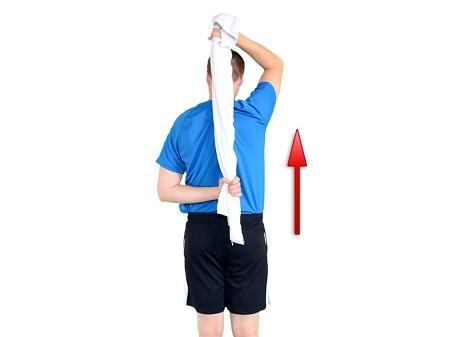 ورزشهای مفید برای مشکل شانه یخ زده, ورزش برای شانه یخ زده, تمرینات ورزشی برای درمان شانه یخ زده