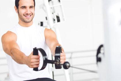 درمان ژنیکوماستی با ورزش,درمان افتادگی سینه مردان,تقویت عضلات سینه