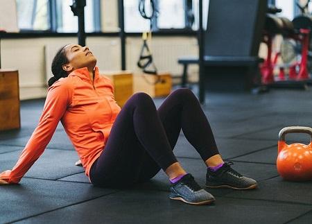 حرکات کشش برای رفع گرسنگی, برای رفع گرسنگی بعد از ورزش, تمرینات ورزش برای رفع گرسنگی