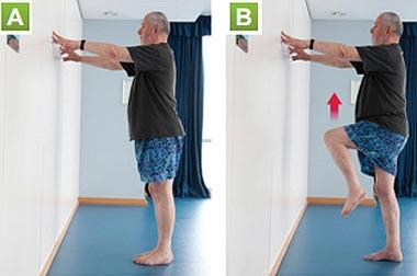 نرمش هایی برای سالمندان,ورزشهای مناسب افراد سالخورده,ورزشهای مفید برای سالمندان