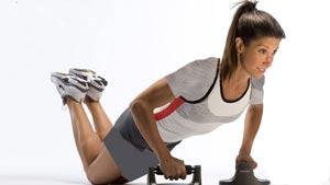 رفع شلی پشت بازو,سفت کردن بازوها,حرکات ورزشی برای سفت کردن پشت بازو