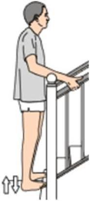 کف پای صاف,درمان کف پای صاف,حرکات اصلاحی کف پای صاف