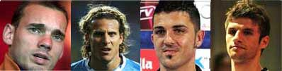 توماس مولرآقای گل جام های جهانی,توماس مولر گلزنترین بازیکن جام جهانی
