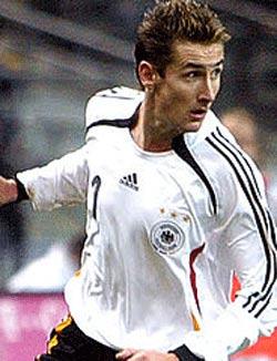 میروسلاو کلوزه آقای گل جام های جهانی,میروسلاو کلوزه گلزنترین بازیکن جام جهانی