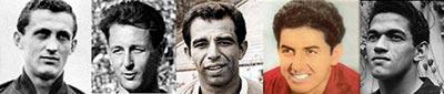 گارینشاآقای گل جام های جهانی,گارینشاگلزنترین بازیکن جام جهانی