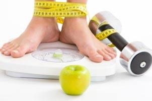 كم كردن وزن بدن