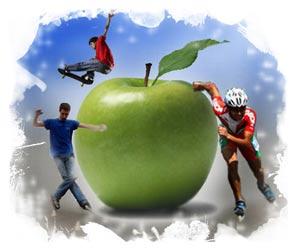 عکس ورزشی ایروبیک