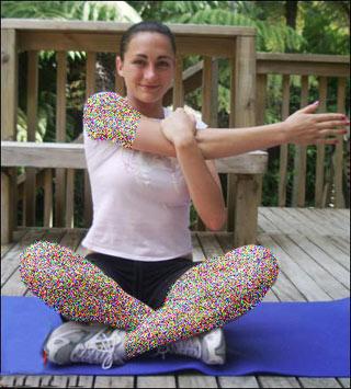 ورزش,حرکات کششی,آموزش حرکات کششی