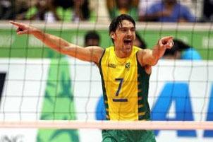 والیبال,بهتربن بازیکنان والیبال جهان,مشهورترین بازیکنان والیبال دنیا
