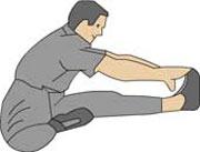 گرم کردن در ورزش, تمرینات ورزشی, حرکات ورزشی برای گرم کردن