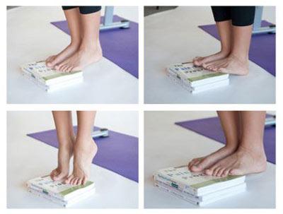 مچ پا,تمرینات تقویت مچ پا,ورزشهای مخصوص مچ پا