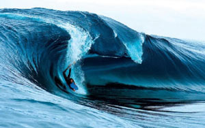 موج سواری ، هنر جنگیدن با دریاهای خروشان
