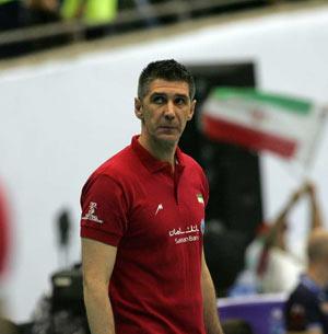 زندگینامه سرمربی تیم ملی والیبال ایران