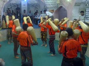 ورزش باستانی,تاریخچه ورزش باستانی,ورزش زورخانه