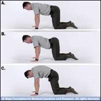 کمر درد,تمرین ورزشی برای کمر درد,جلوگیری از کمردرد
