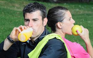 ورزش,تغذیه ورزشی,راههای افزایش انرژی ورزشکاران