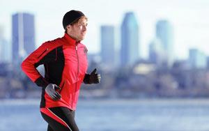 ورزش,ورزش در هوای سرد,ورزش در زمستان