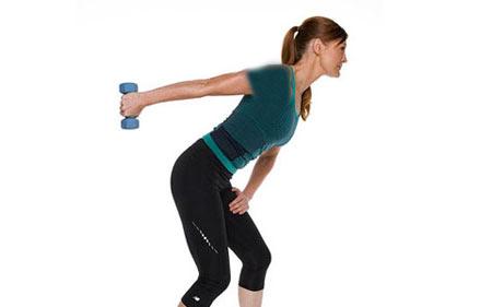 hhs2223  ۴ تمرین ساده برای تقویت عضلات بازو و شانه + تصاویر