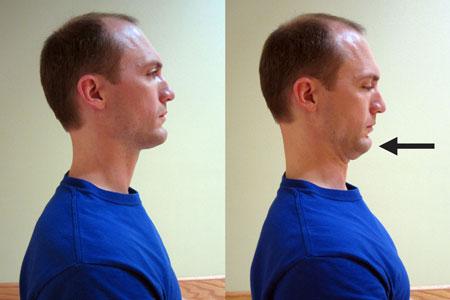 درد گردن,ورزش برای رفع درد گردن,گردندرد