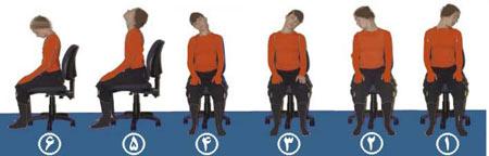 نرمش های قدرتی,ورزشهای گردن,حرکات کششی دست
