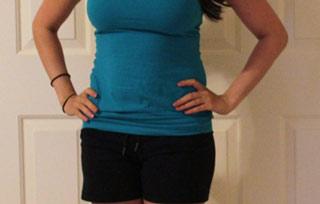 کوچک کردن شکم بعد از زایمان,سوزاندن چربی شکم,ورزشهای شکم