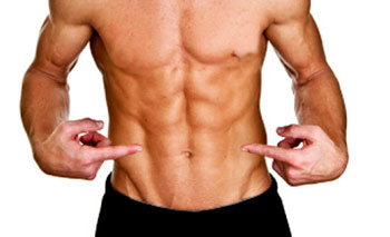 حرکات ورزشی مخصوص شکم, تمرینات ورزشی مخصوص شکم, آب کردن چربی پهلو