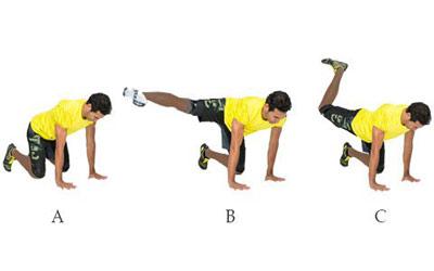 ورزشهای مخصوص شکم,تناسب اندام, سفت کردن عضلات باسن