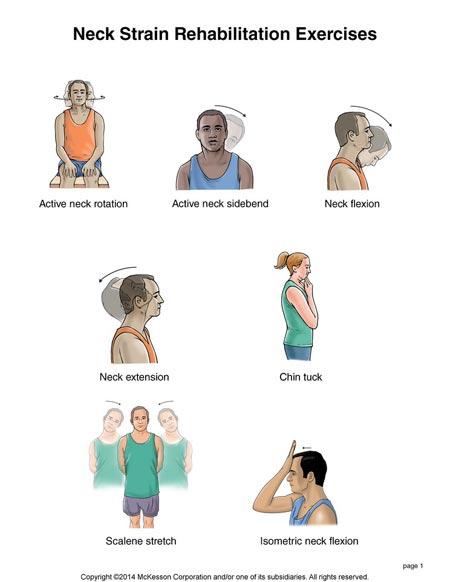 تمرینات ورزشی,درمان گردن درد,گردن درد