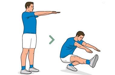 حرکات ورزشی,ورزش,تمرینات ورزشی