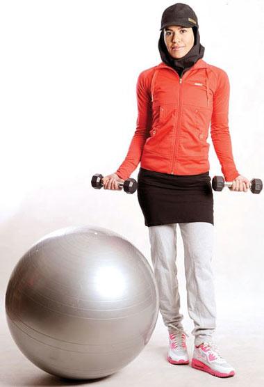 بدنسازی, تقویت عضلات بالاتنه با وزنه,کار با دمبل