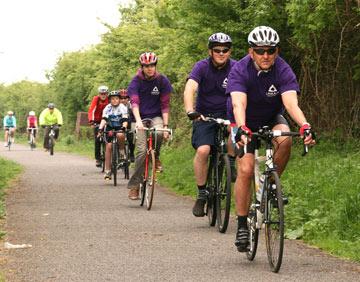 دوچرخه سواری, فواید دوچرخه سواری, فایده های دوچرخه سواری