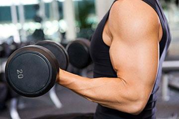 تمرین, تمرین با وزنه, اشتباهات در تمرینات ورزشی