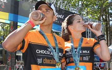 نوشیدنی بسیار مفید برای بعد از ورزش