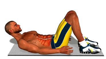 سفت کردن عضلات شکم, تقویت عضلات شکم, حرکات ورزشی مخصوص شکم