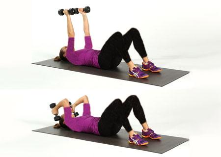 ورزش,تمرینات ورزشی در تختخواب,ورزش در رختخواب