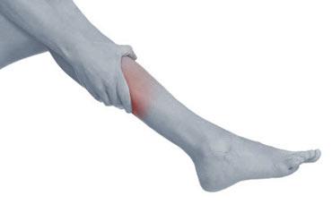ورزش های مخصوص ساق پا, درد ساق پا, درمان درد ساق پا