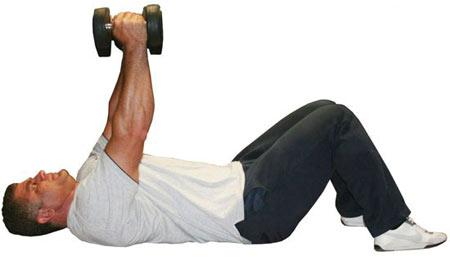 تقویت بازو ها,تمرینات ورزشی برای رفع شلی بازو ها,رفع شلی و افتادگی بازو ها