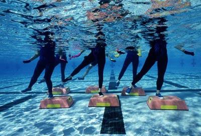 تمرینات هوازی در آب,تمرینات هوازی در شنا,تمرینات هوازی در آب چیست,ایروبیک در آب