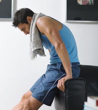 ریکاوری بدن پس از ورزش,رفع خستگی بدن پس از ورزش,کاهش خستگی بدن پس از ورزش