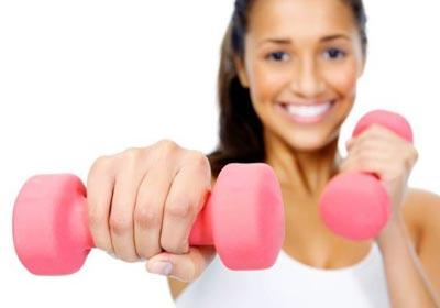 درمان شلی و افتادگی پوست بعد از کاهش وزن با ورزش