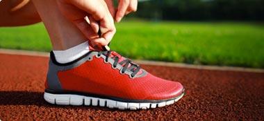 کفش ورزشی,ویژگیهای کفش ورزشی مناسب,علائم نامناسب بودن کفش ورزشی