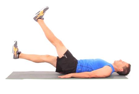 لاغر کردن ران, ورزش برای لاغری بغل ران, کوچک کردن ران