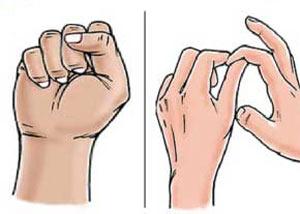 مچ دست, تقویت مچ دست,نرمش های مچ دست