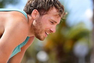 تنفس صحیح, فعالیت ورزشی, نقش تنفس صحیح در بهبود ورزش