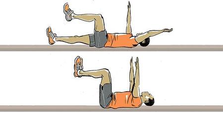 دراز و نشست,تقویت عضلات بدن,سفت کردن عضلات شکم