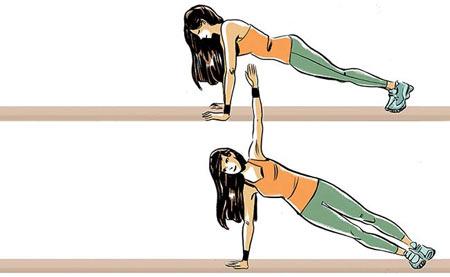 تقویت عضلات بدن,دراز و نشست,سفت کردن عضلات شکم