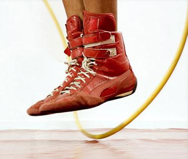 طناب زدن,فواید طناب زدن,مزایای طناب زدن
